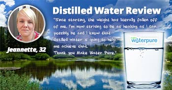 Water Distiller Review - Jeannette Lewis