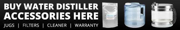 Buy Water Distiller Accessories